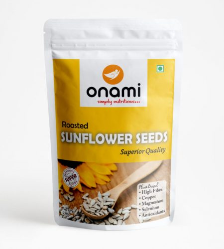 Roasted Sunflower Seeds - 250g